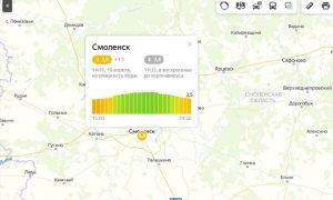 В Смоленске вырос индекс самоизоляции жителей