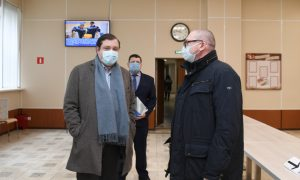 Девять сотрудников ПАО «Дорогобуж» отправлены на карантин