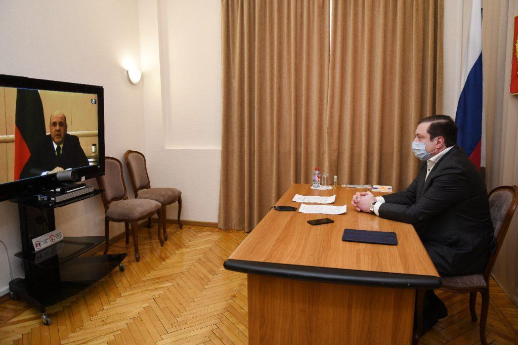 Подготовка Смоленской области к лечению коронавируса стала всероссийским примером