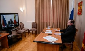В Смоленской области развернуто более 500 коек для заболевших коронавирусом