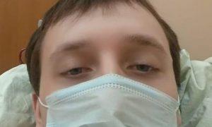 В Смоленске спортивный журналист с коронавирусом попал в госпиталь