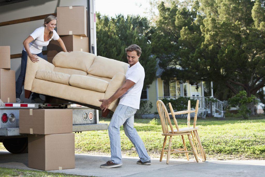 Как выполняются услуги переезда