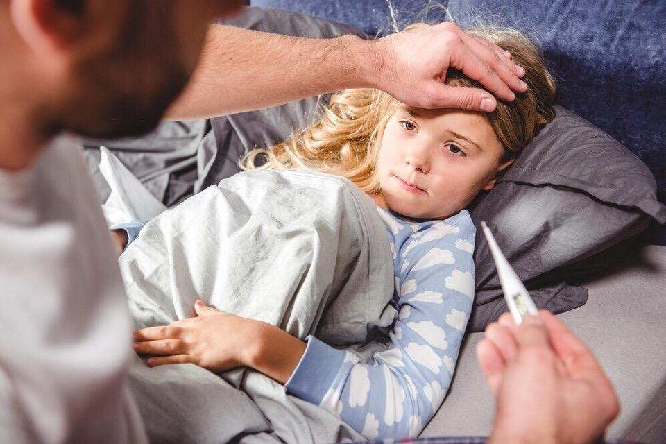 Две стороны детской болезни
