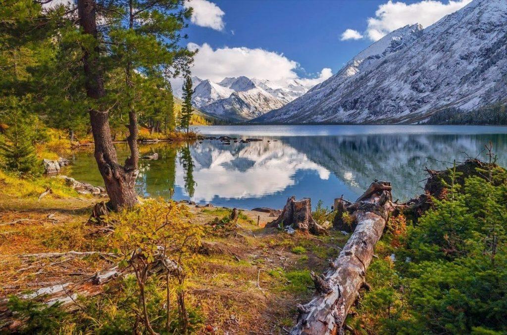 Самые захватывающие места Горного Алтая