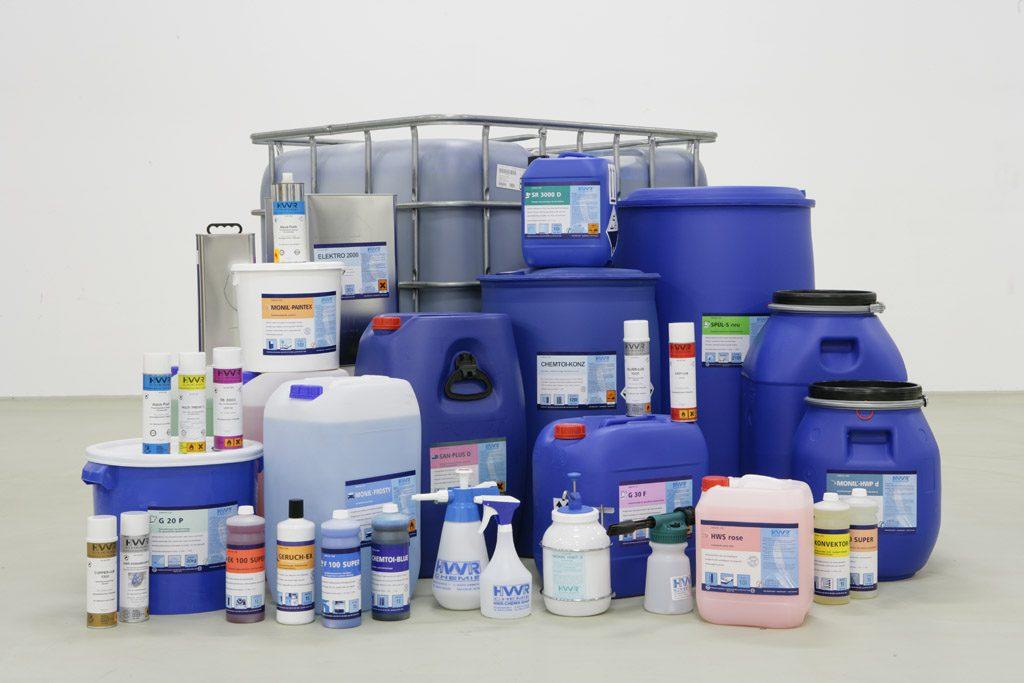 Профессиональные и безопасные моющие средства