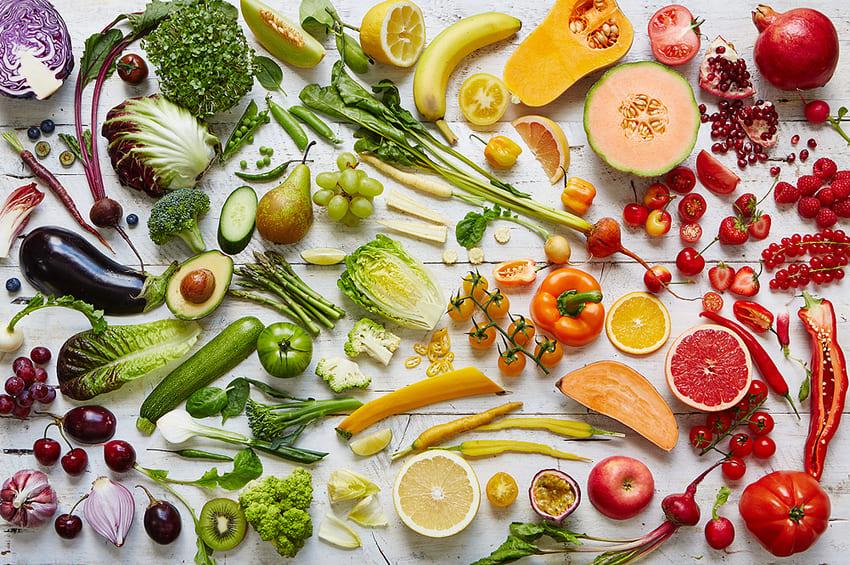 Фруктово-овощные диеты