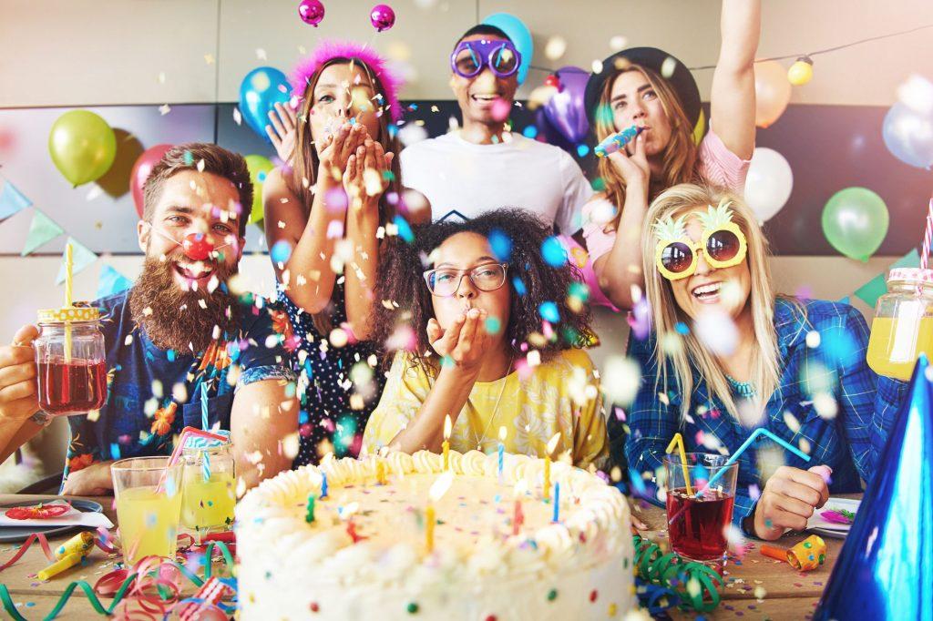 Как развеселить гостей на безалкогольной вечеринке