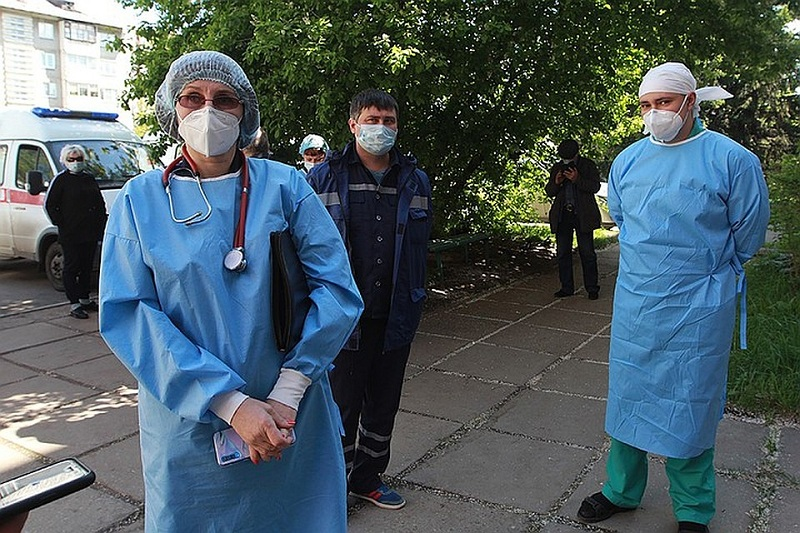 Следственный комитет начал проверку, по сообщениям в социальных сетях о невыплате медицинским работникам в полном объеме заработной платы в Смоленске