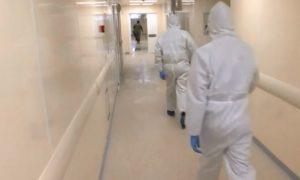 Число заболевших коронавирусом значительно увеличилось в Смоленске и Монастырщинском районе