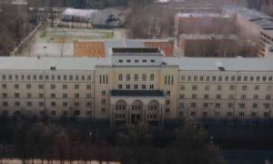В Смоленске отреставрируют главный корпус медицинского университета