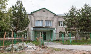Здание новой поликлиники в Холм-Жирковском откроют в начале сентября