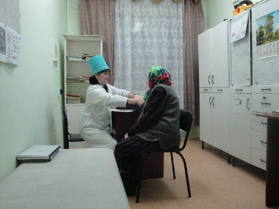 Месячный запас средств индивидуальной защиты создан в Голынковском доме-интернате