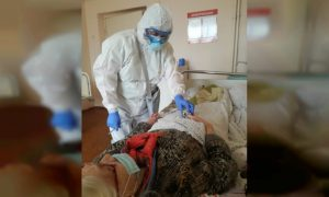 В Смоленской области в два раза превысили норматив Минздрава по развертыванию инфекционных коек
