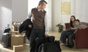 Секрет семейного счастья: если муж уходит из дома