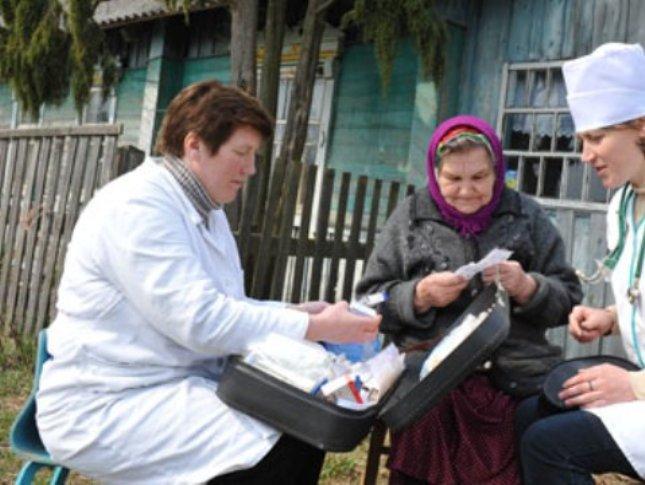 В Смоленской области заменят 49 фельдшерско-акушерских пунктов