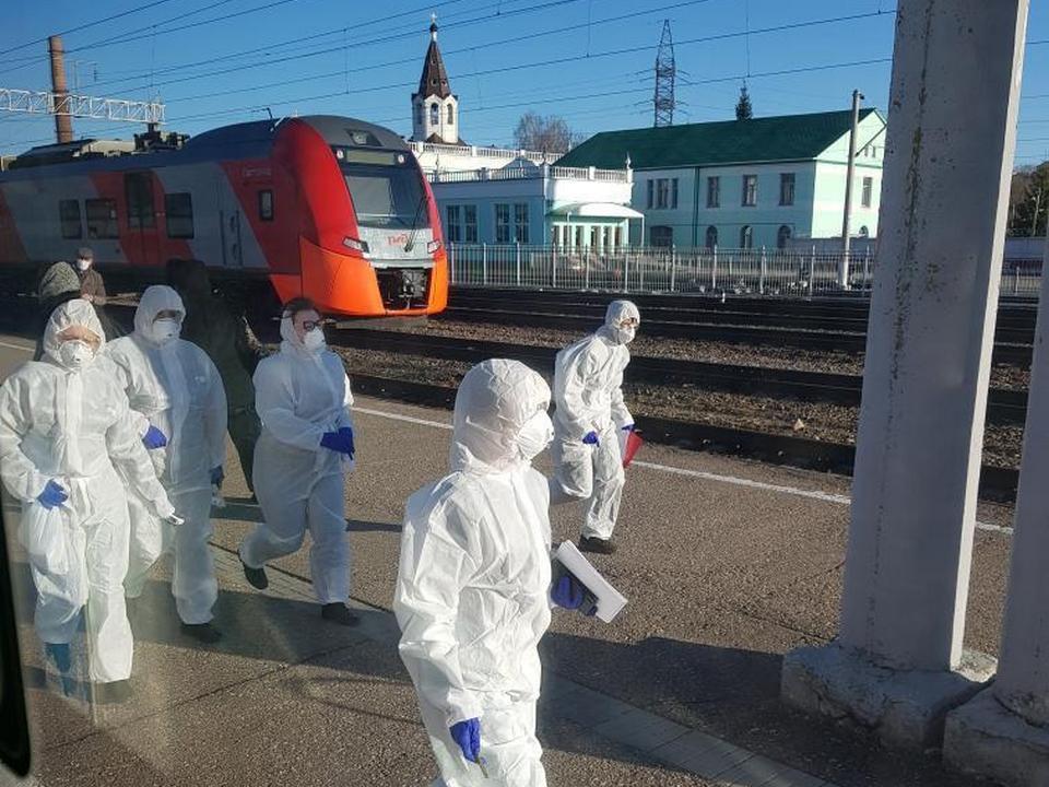 В Смоленске и Гагаринском районе выявили больше половины новых случаев COVID-19 в регионе