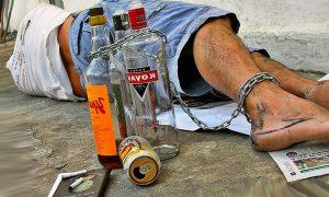 Выводим из наркотической или алкогольной зависимостей