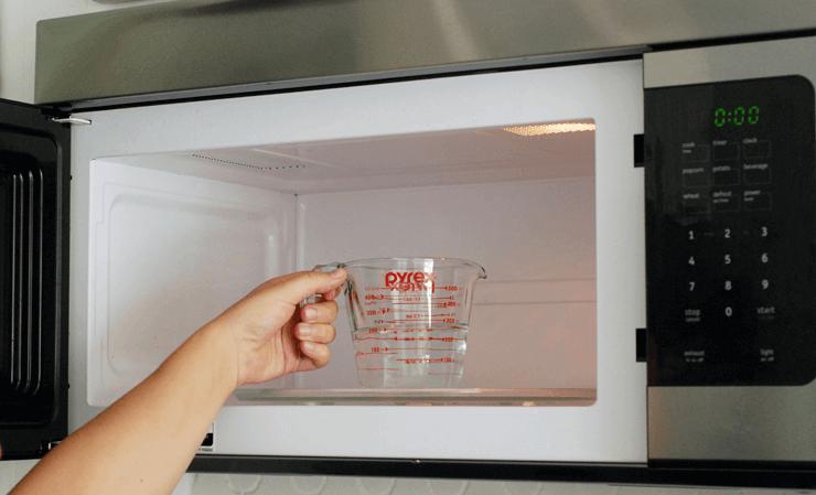 Как пользоваться микроволновой печью