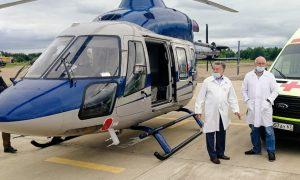 В Смоленске построят вертолётную площадку для службы санитарной авиации
