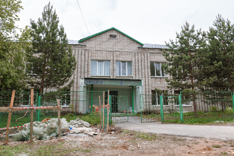 Поликлиника в Холм-Жирковском заработает в сентябре