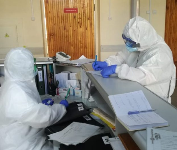 Пять районов опередили Смоленск по новым заболеваниям коронавирусом