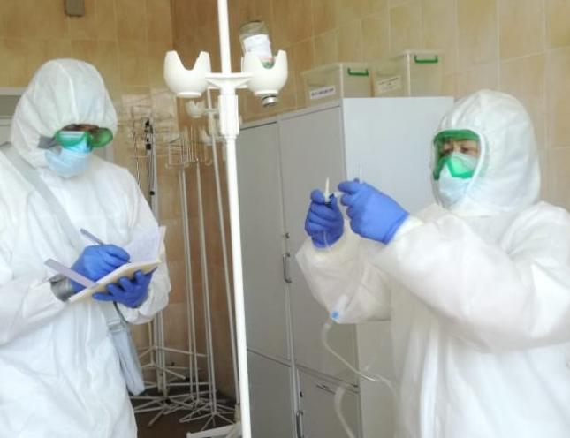 В Смоленской области новых заболевших коронавирусом выявили в четырёх муниципалитетах