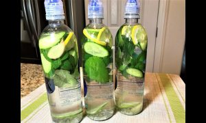 4 рецепта воды для нормализации обмена веществ