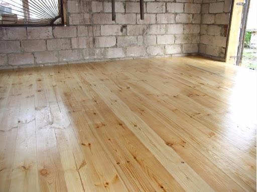 Стоит ли выбирать деревянный пол?