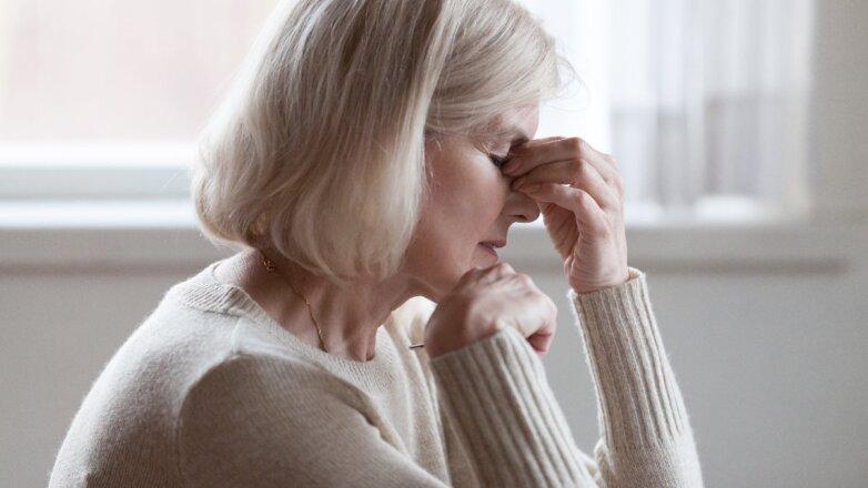 Эмоциональное выгорание при уходе за пожилыми с деменцией