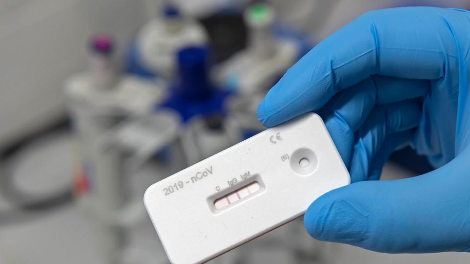 Как проводится экспресс-тест на коронавирус?