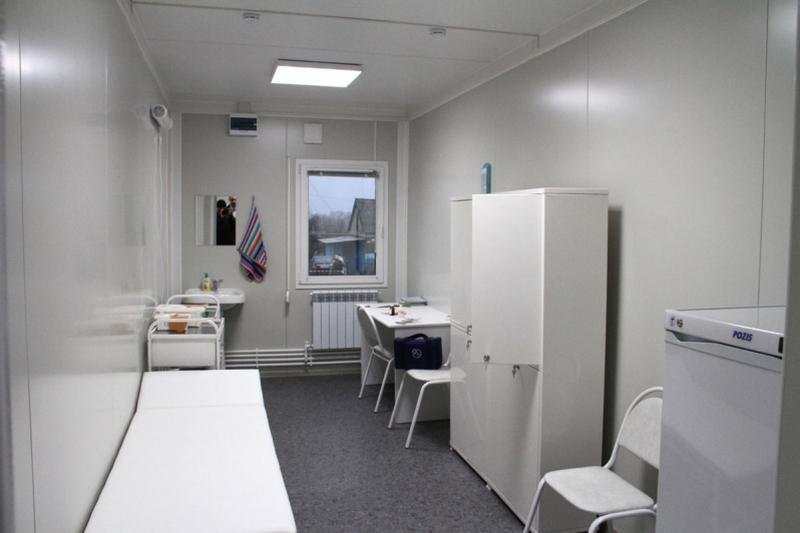 В Починковском районе отремонтируют медицинские учреждения