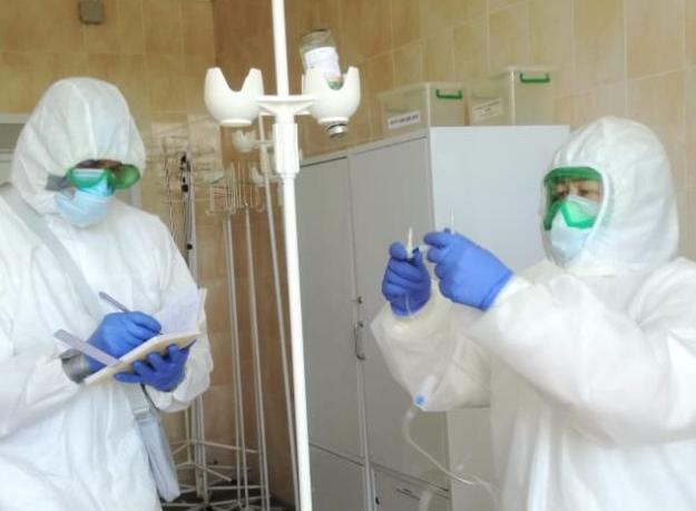 Где в Смоленской области зафиксировали новые заболевания коронавирусом