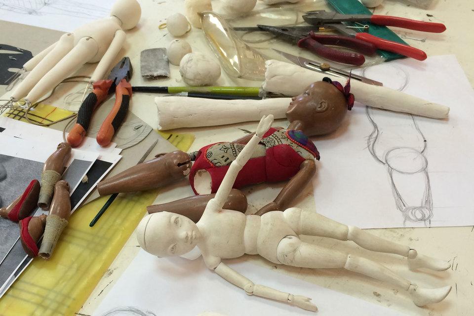 Делаем кукол своими руками по мастер-классам на сайте Складчик