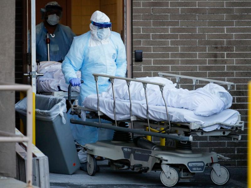 В Смоленской области зафиксирована смерть от коронавируса