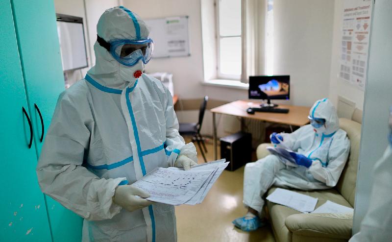 Новые случаи коронавирусной инфекции выявили в трех смоленских районах