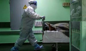 В Смоленской области выросло число умерших с коронавирусной инфекцией
