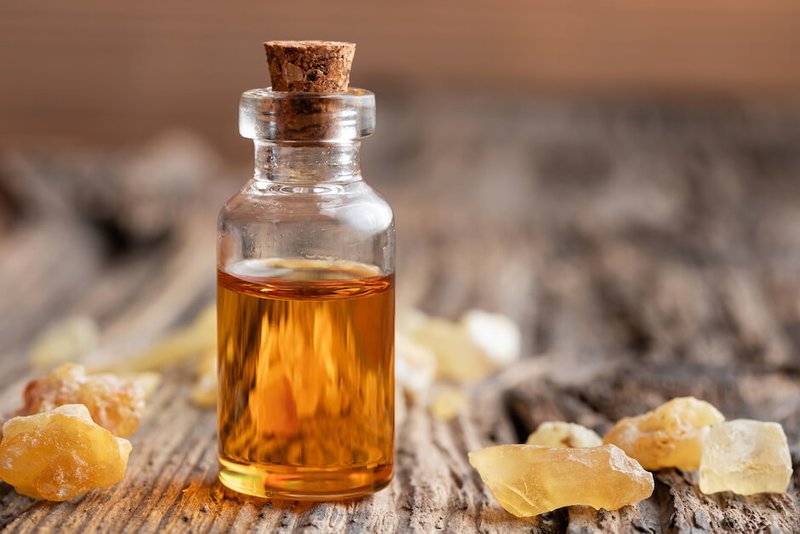 Эфирное масло ладана: лекарство для мозга