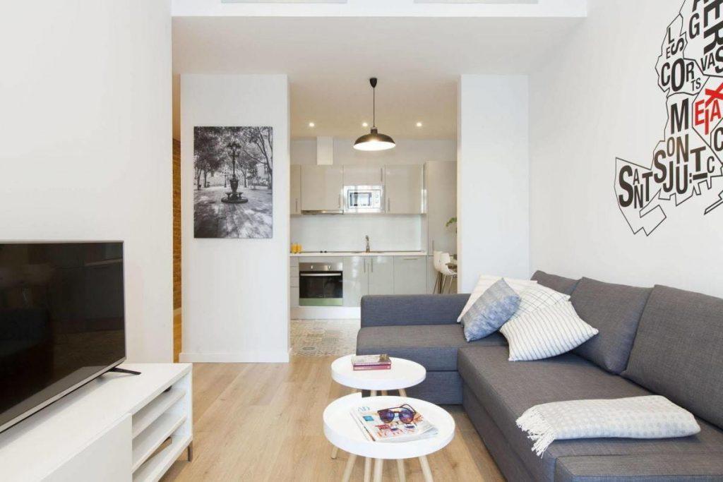Дизайн и обустройство маленькой квартиры