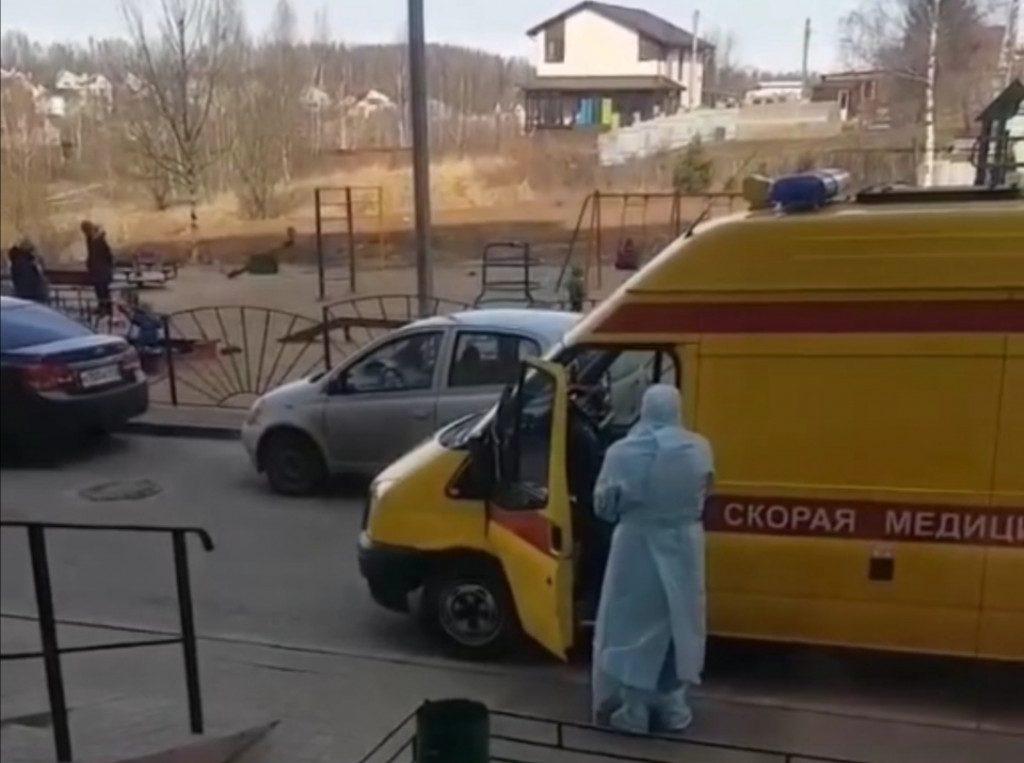 В Смоленской области под наблюдением врачей из-за коронавируса находятся более 1200 человек