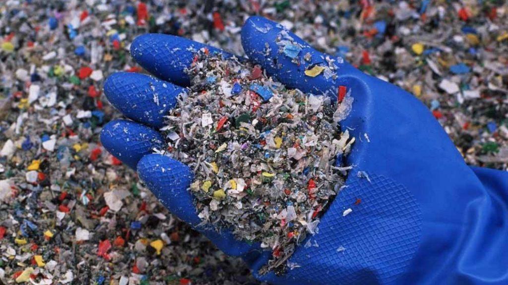 Применение пластиковых отходов