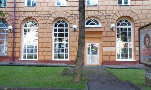 В Смоленске капитально ремонтируют здание бывшей молочной кухни