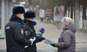 В Смоленской области усилили контроль за соблюдением масочного режима