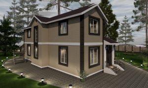 Услуги по визуализации проектов домов