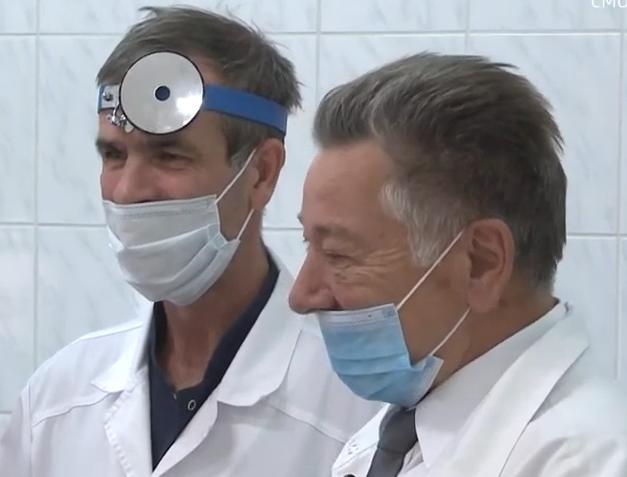 Доктор Каманин покидает пост главврача Смоленской областной клинической больницы