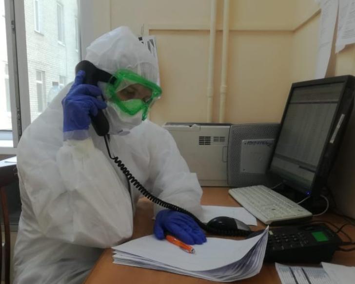 В Роспотребнадзоре прокомментировали рост заболеваемости коронавирусом в Смоленской области