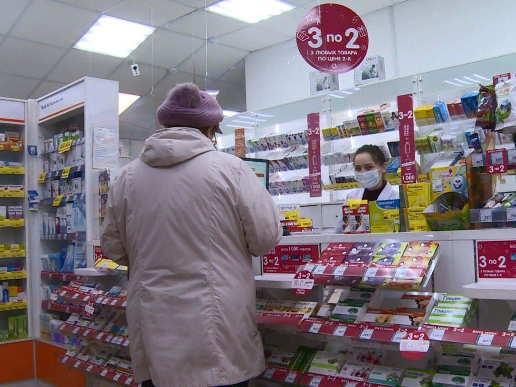 В смоленских аптеках отмечен дефицит антибиотиков