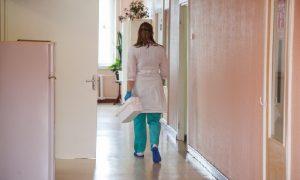 В Смоленской области у районной больницы накопились миллионные долги