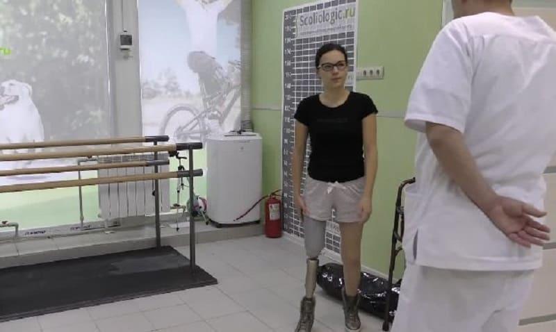 Смолянка через прокуратуру смогла добиться дорогого протеза