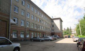 В Смоленске роддом на Кирова перепрофилировали в «ковидный» госпиталь