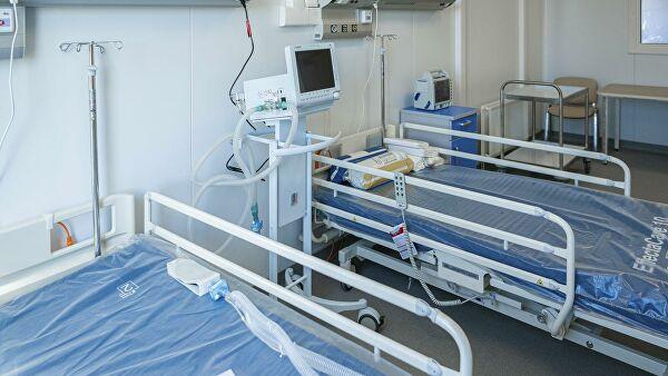 В Смоленской области развернули 1055 коек для заболевших коронавирусом